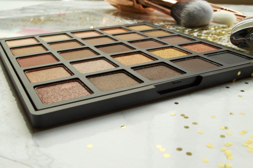 Morphe Spiced Copper Palette