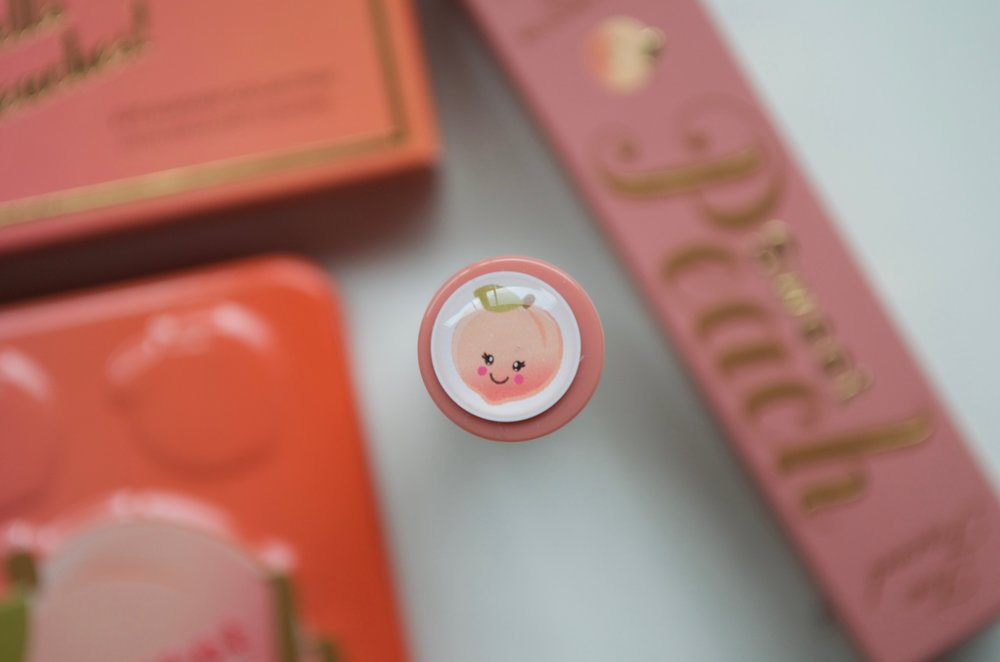 Too Faced Sweet Peach Collection Review