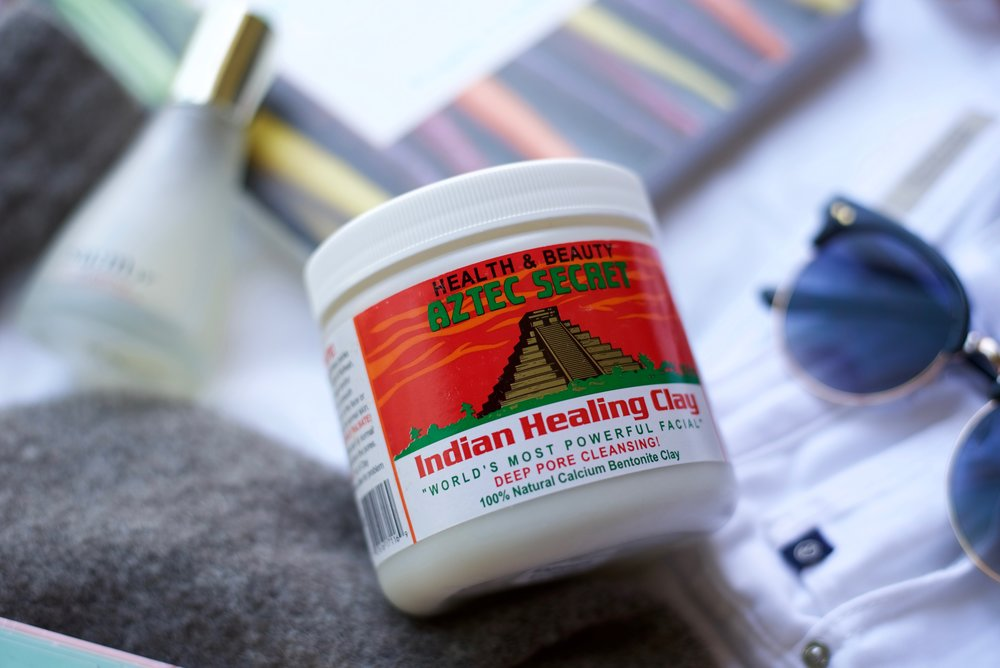 aztec clay mask march favorites