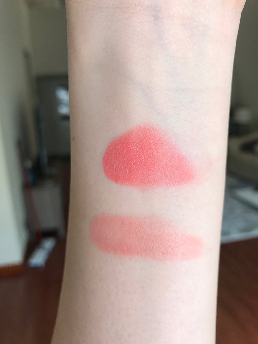 Bobbi Brown Pot Rouge Fresh Melon Calypso Coral Review