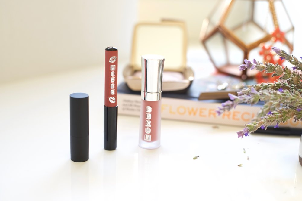Buxom Plump and Contour Lip Trio -