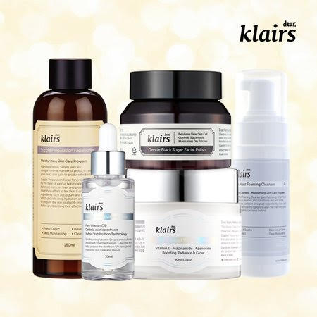 Klairs Brightening Set - Get this brightening set for $73 and save 35%Shop