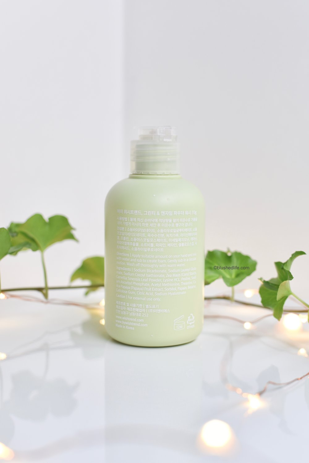 BYWISHTREND GREEN TEA & ENZYME POWDER WASH REVIEW_DSC_0184.jpg