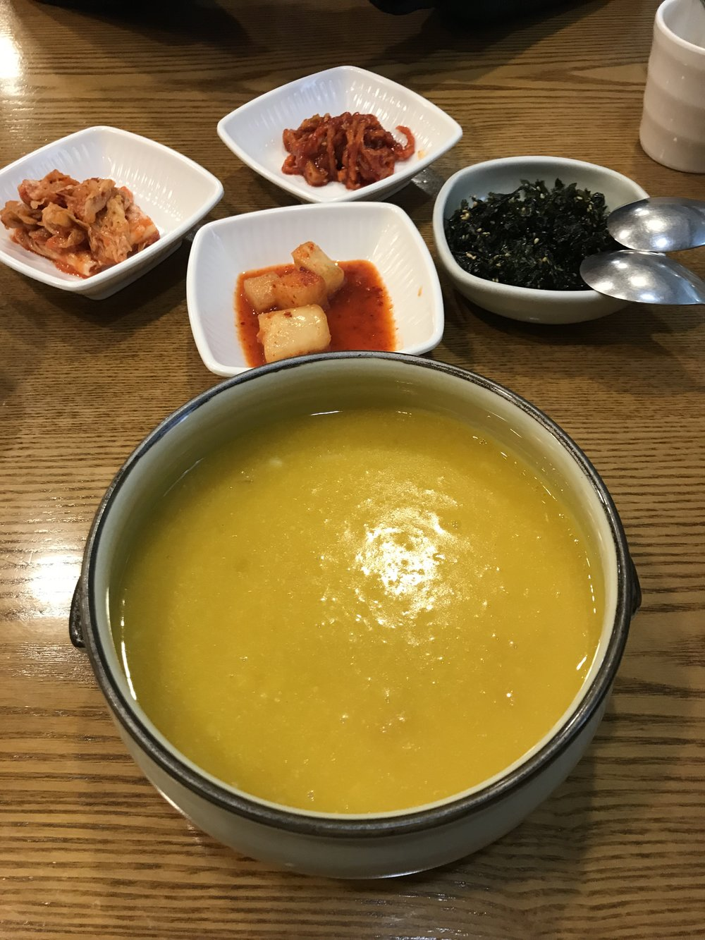 Pumpkin Porridge- So comforting on a cold day, and great to soothe a sensitive stomach.