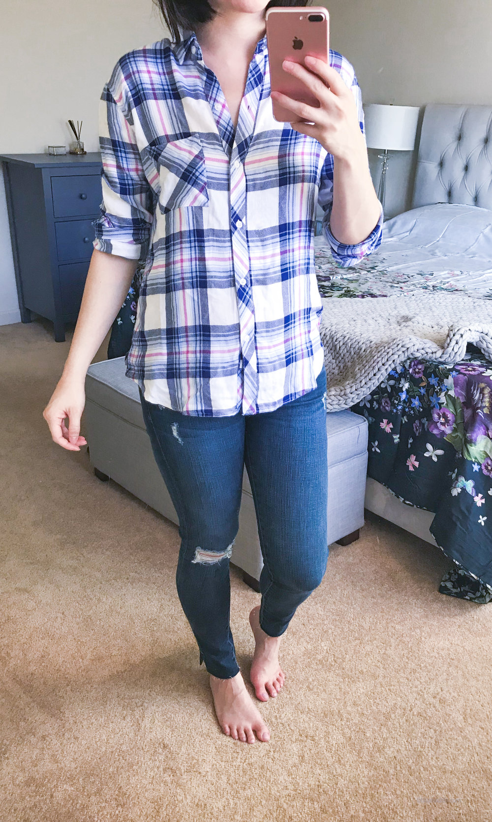 Rails Plaid Shirt -