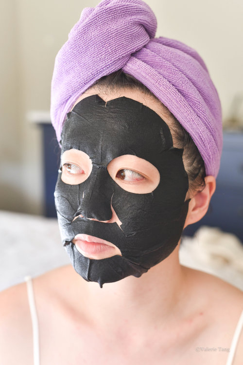 Midnight Blue Calming Sheet Mask by Klairs #8
