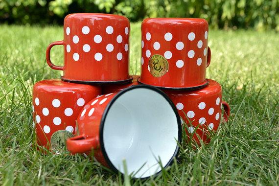 enamel-cups
