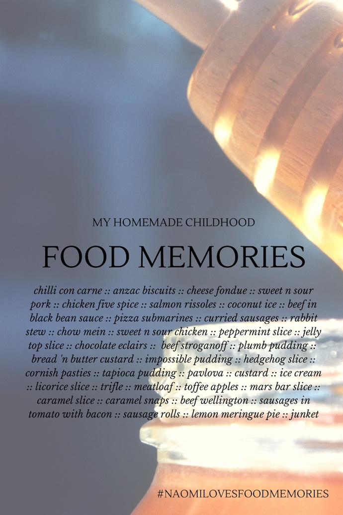 food-memories