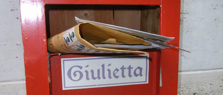 Juliet-letterbox