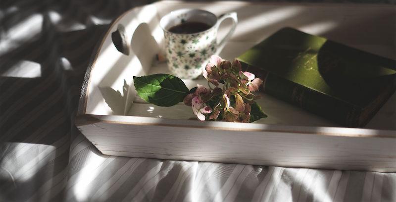 book+tea