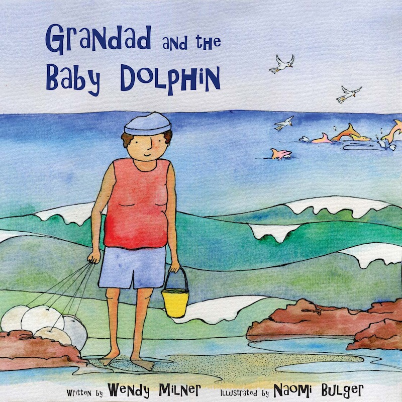 Grandad & the Baby Dolphin.indd