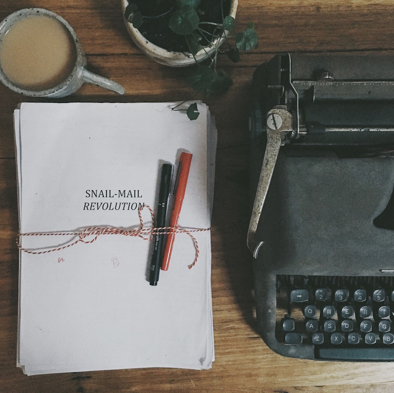 Snail Mail Revolution