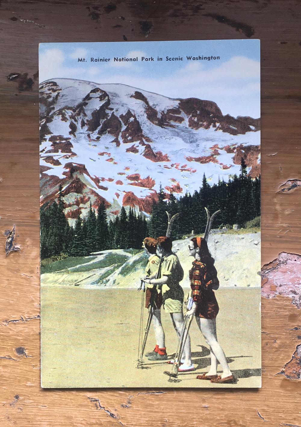 vintage-postcard-skiing