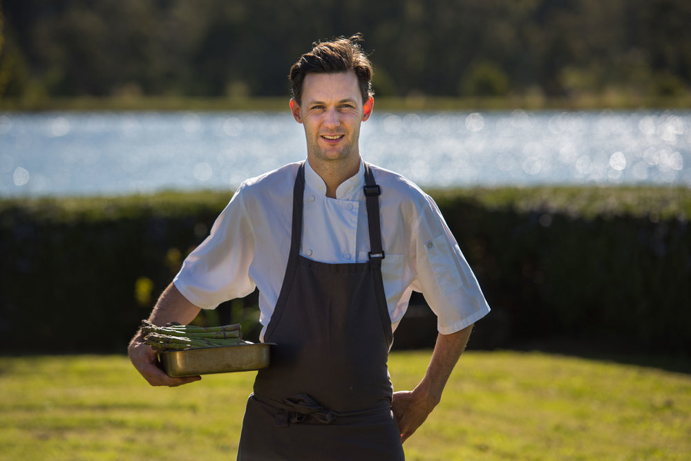 Peter Knibb, Head Chef