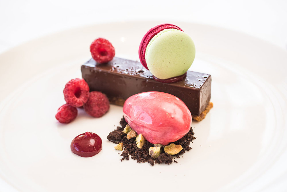 Chocolate Delice at Sault