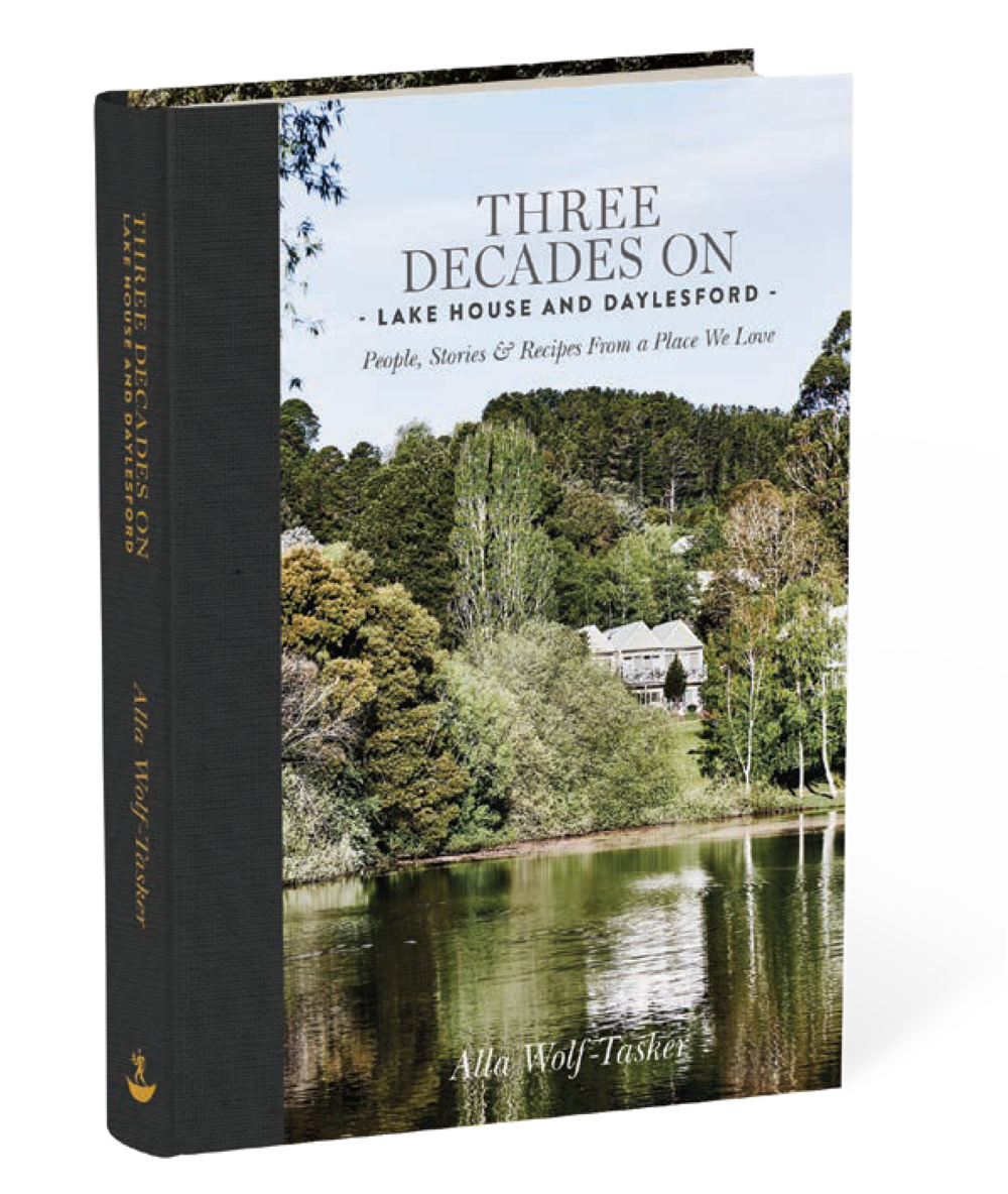 Three Decades On  will be available in selected bookstores, at Lake House and online in May. Pre-orders can be placed at  www.lakehouse.com.au  to receive books in time for Mother's Day.
