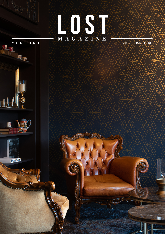 Lost Magazine February 2019