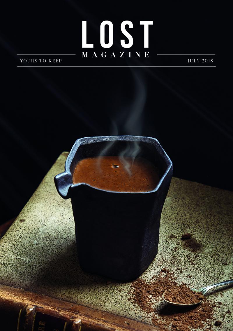 Lost Magazine July 2018