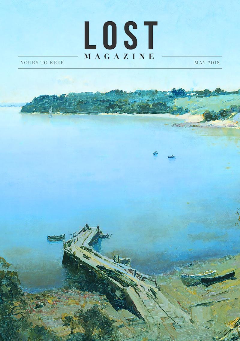 Lost Magazine May 2018