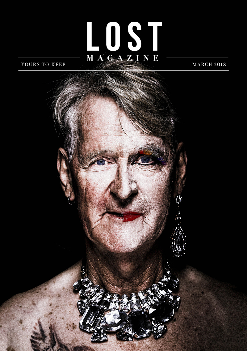 Lost Magazine March 2018