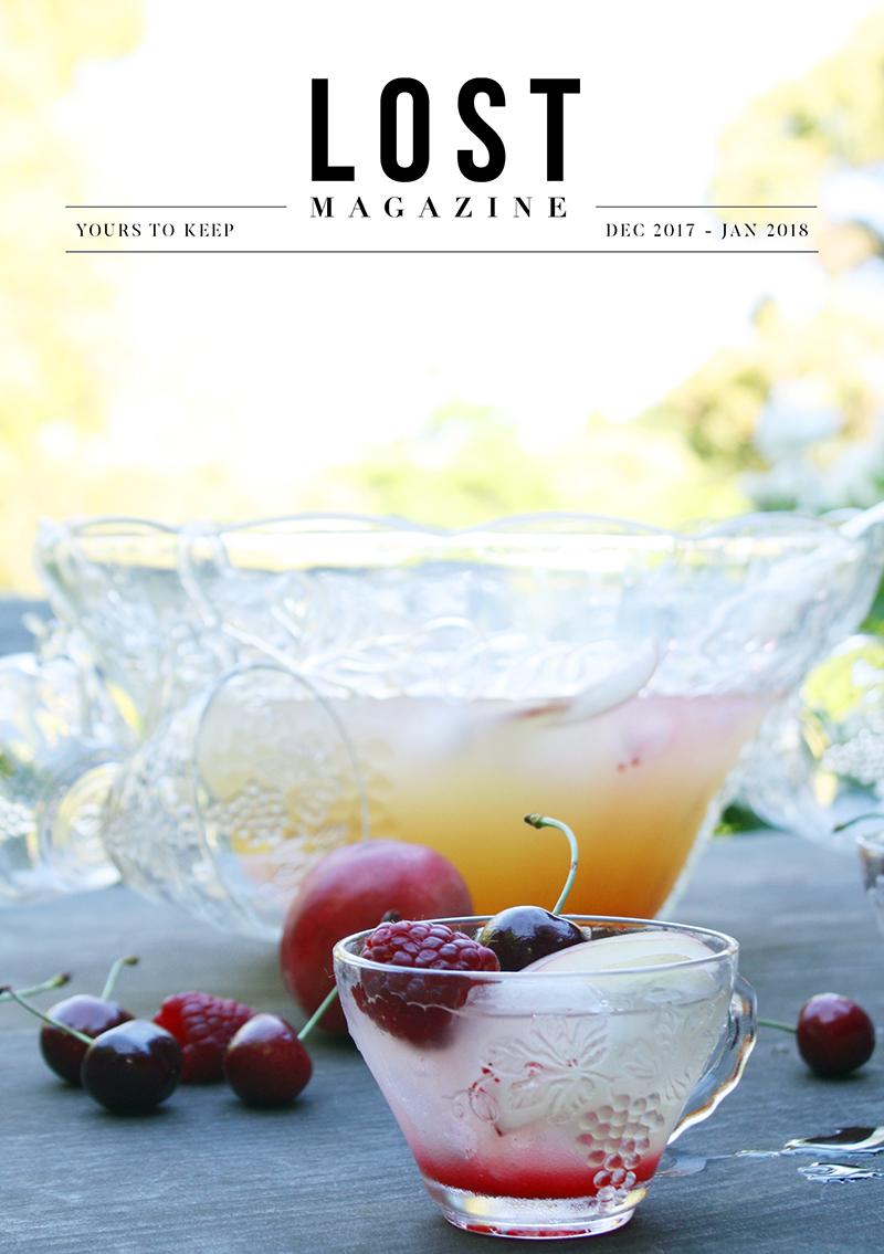 Lost Magazine December 2017 January 2018