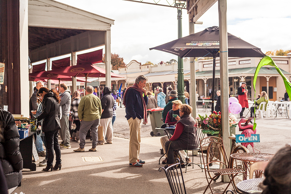 Clunes Booktown. Image by MOJO Photography.
