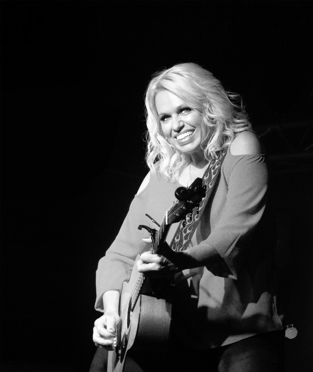 Crowd favourite Beccy Cole is playing at the Palais in Hepburn Springs