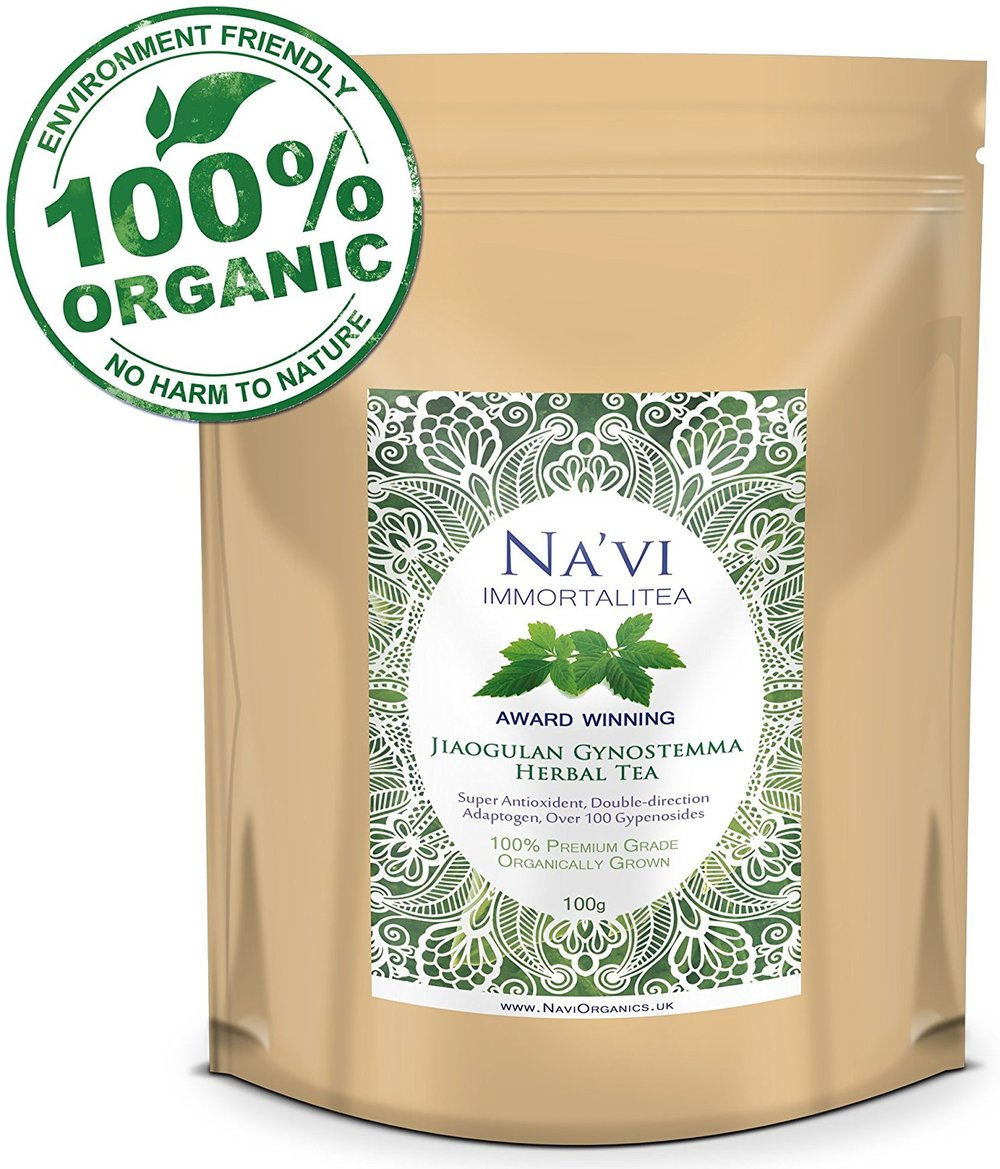 100% Natural and Organic - Award winning, best tasting herbal tea of Thailand