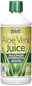 Aloe Vera Juice Max Strength - 1litre