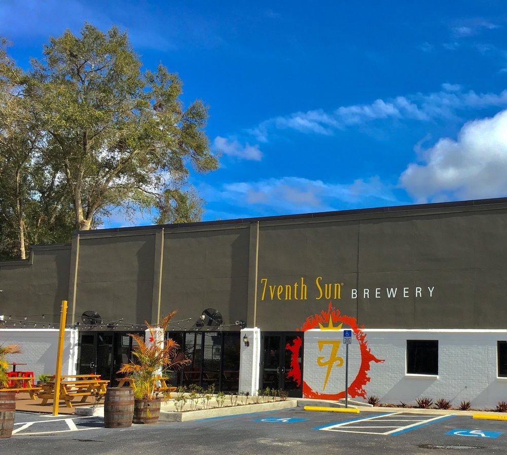 7venth Sun Brewery in Tampa, FL