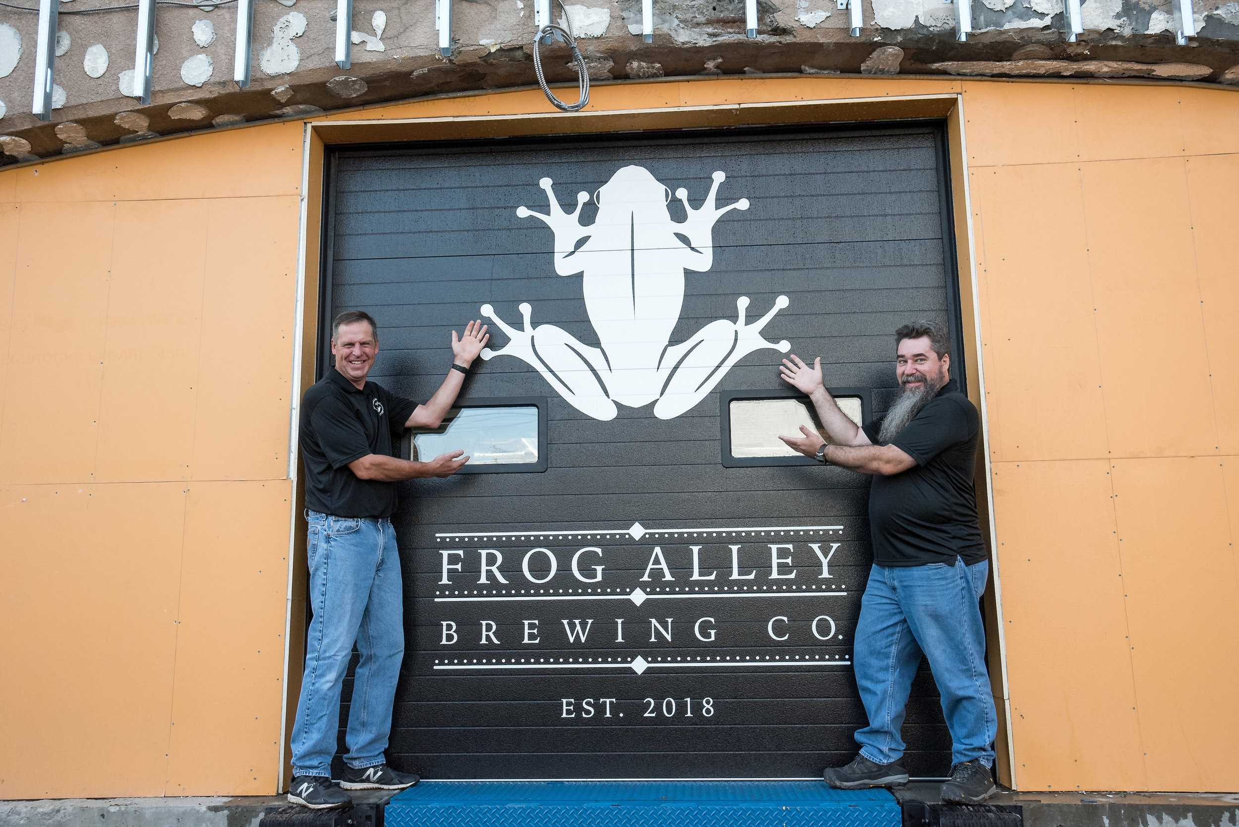 Image result for frog alley brewing schenectady