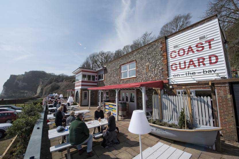 The Coastguard pub