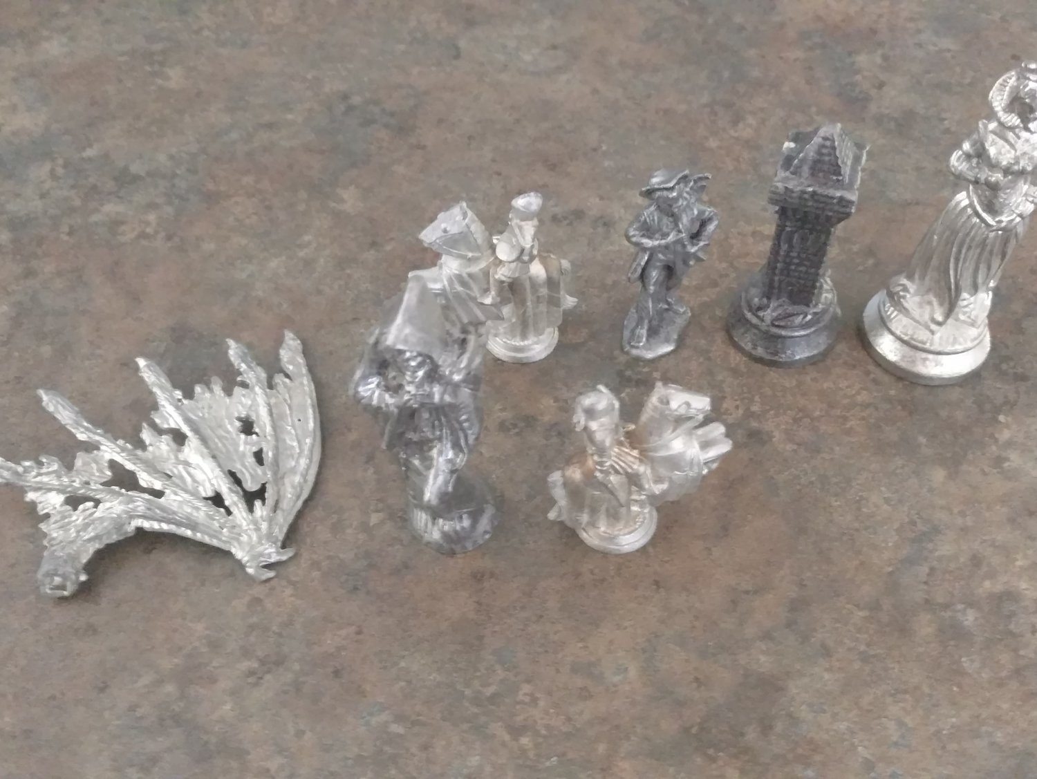 New Things to Come for RBD: Casting in Pewter? — Rhiannon