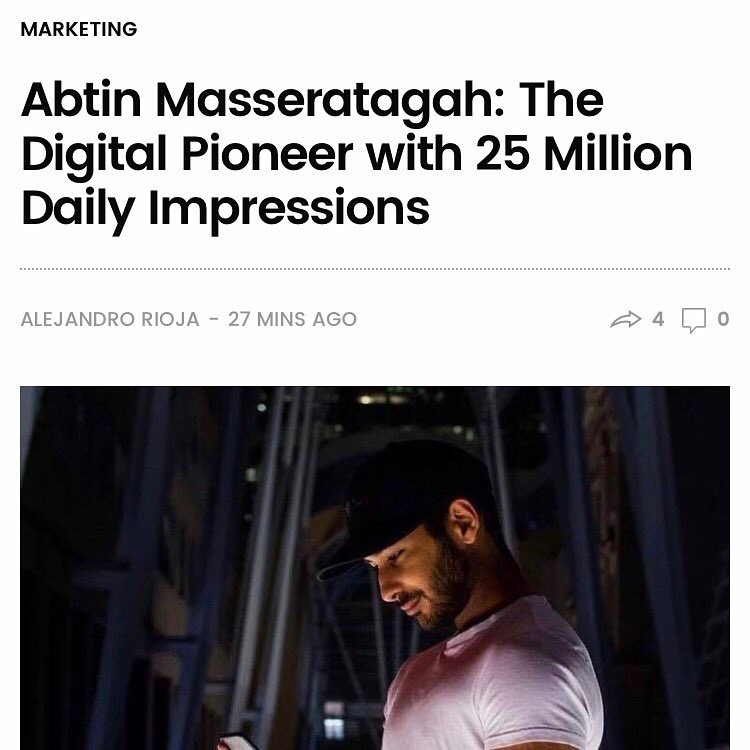 Featured in   Future Shark   for doing our biggest campaign yet! Managing a 25,000,000 impressions per day for a single campaign has been a true adventure. Come read our story about how we've come this far!