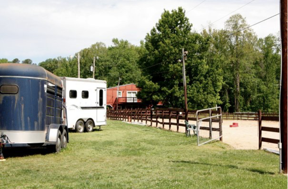 Easy Access to Brookside Horse Farms