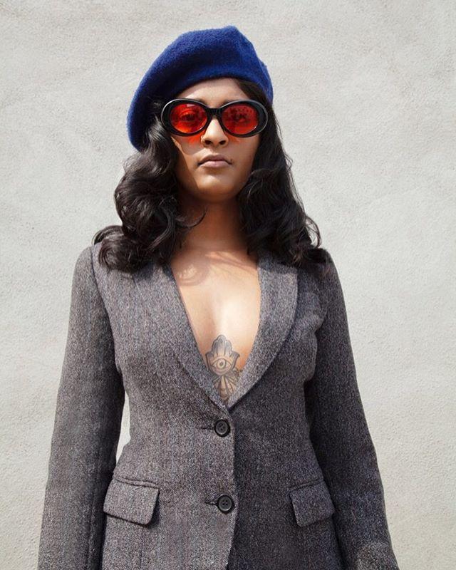 Bad Bish. #NewWork  #Cestlavienyc #Photography #NYC #PARIS #Style #Beauty #Love #photographyeveryday #portrait #fashionphotographer #fashioneditorial #fashionmagazine #fashionmodel #OfficeMagazine #Ellemagazine #cakemag #lucymagazine #Stylist #HAMU