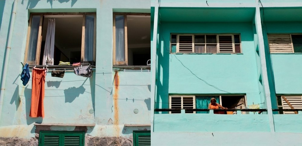 Procida / La Havana - Italy, 2017 / Cuba, 2018© Tania Gherardi44 cm x 30 cmFine art print - Verona Matt Ultra White 280 g/m²Acrylic frame with steel support 60 euros each 170 euros for set of 3