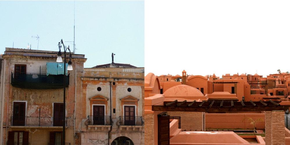 Palermo / Marrakesh - Italy, 2014 / Morocco, 2012© Tania Gherardi12 cm x 17 cmFine art print - Verona Matt Ultra White 280 g/m²Acrylic frame with steel support 25 euros each 70 euros for set of 3