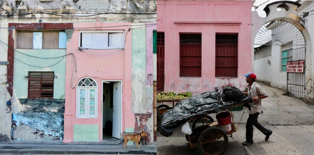 La Havana / Cartagena - Cuba, 2018 / Colombia, 2017© Tania Gherardi12 cm x 17 cmFine art print - Verona Matt Ultra White 280 g/m²Acrylic frame with steel support 25 euros each 70 euros for set of 3