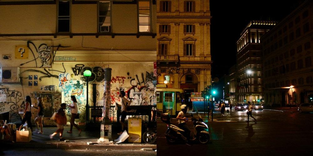 New York / Rome - USA, 2016 / Italy, 2017© Tania Gherardi12 cm x 17 cmFine art print - Verona Matt Ultra White 280 g/m²Acrylic frame with steel support 25 euros each 70 euros for set of 3