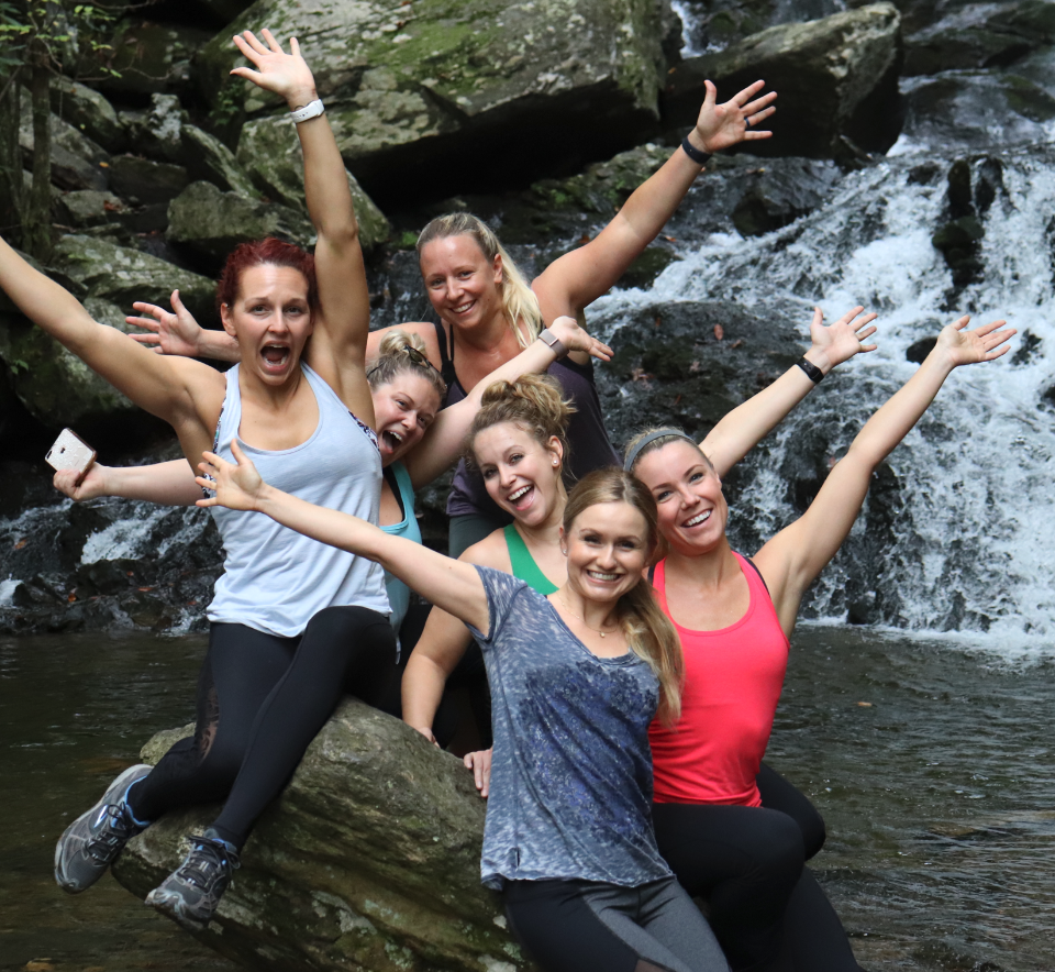 Asheville NC Waterfall Yoga Hike.png