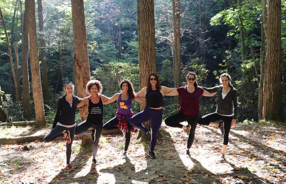 bachlorette yoga hike.JPG