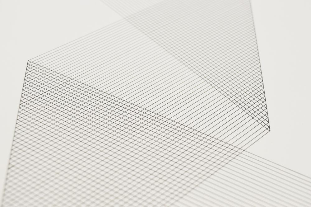 Two Fold Three (detail)