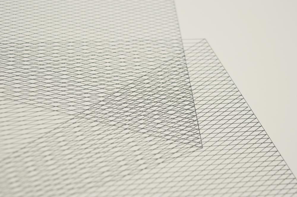 Three Fold (detail)
