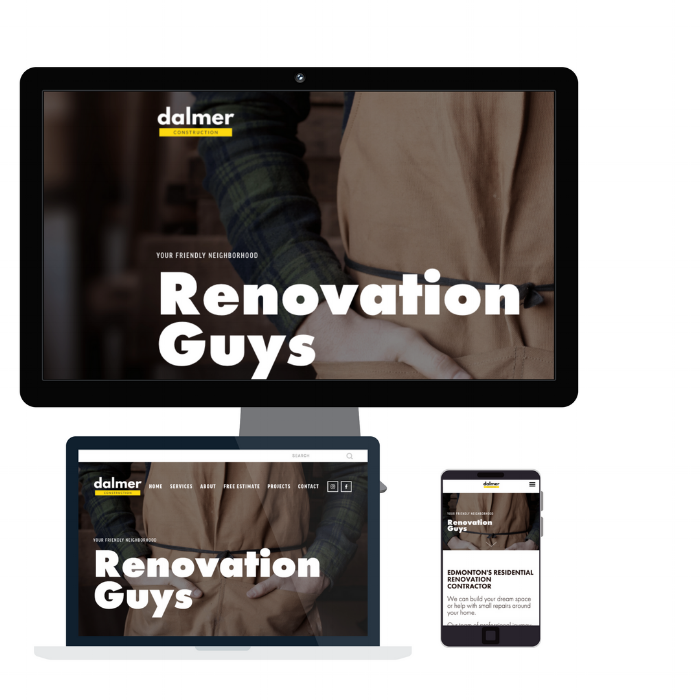 dalmerconstruction.com