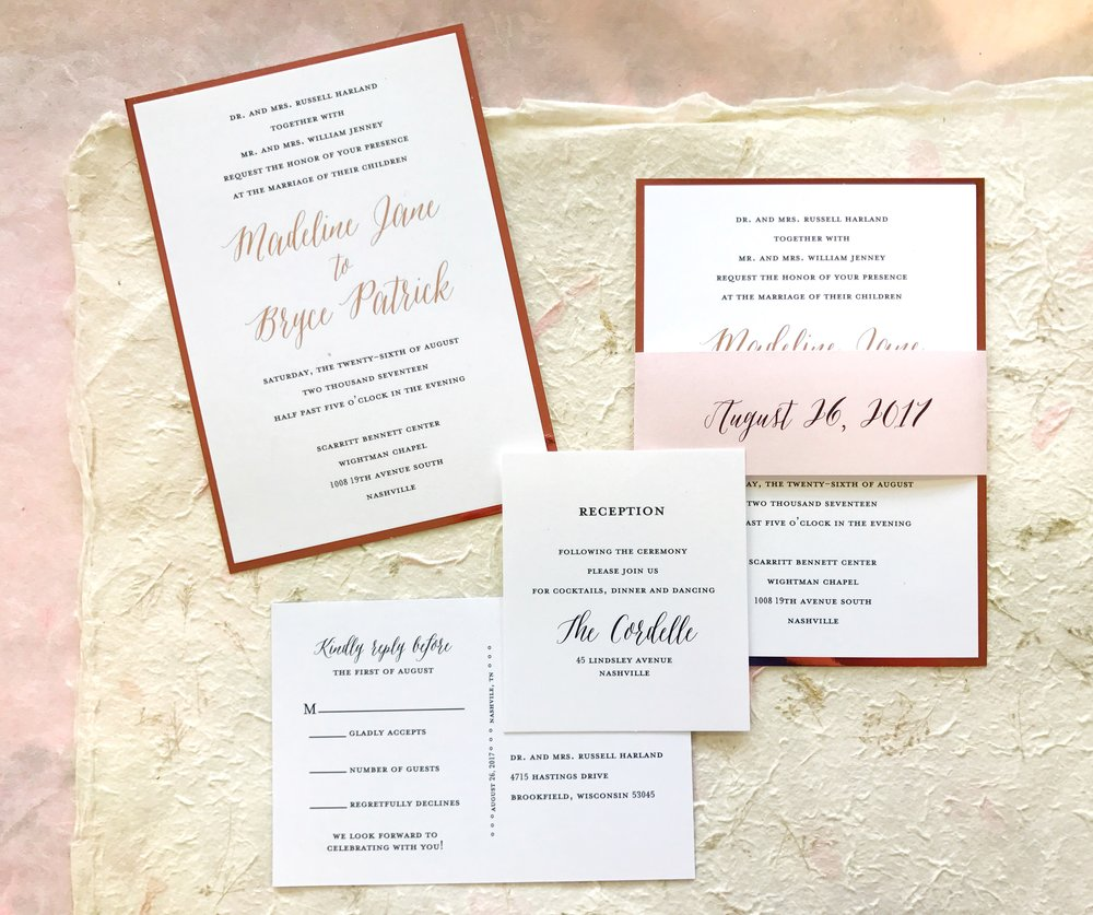 Our New Website + 3 Favorite Summer Invitations — Paper Envy