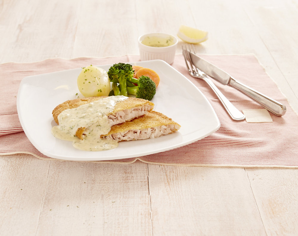 Breaded Fillet of  Sole