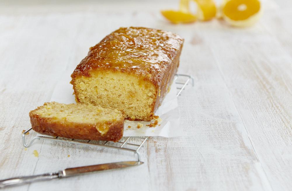Orange-Marmalade Cake