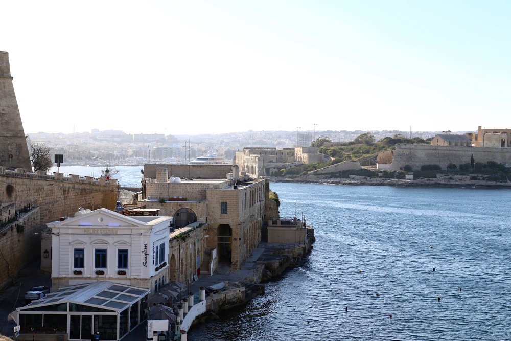 Valetta: Take off your shoes, wander for a while and never go home.