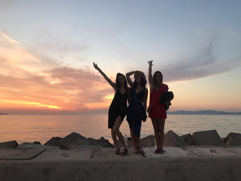 Sunset, Formentera, Spain
